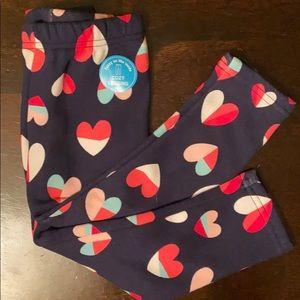 NWT Girls 3T cozy sweat pants